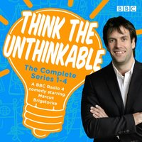 Think the Unthinkable: The Complete Series 1-4 - James Cary - audiobook