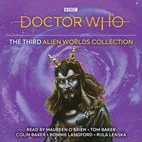 Doctor Who: The Third Alien Worlds Collection - Ian Marter - audiobook