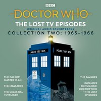 Doctor Who: The Lost TV Episodes Collection Two - Terry Nation - audiobook