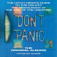 Hitchhiker's Guide to the Galaxy: The Original Albums - Douglas Adams - audiobook