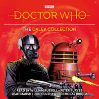 Doctor Who: The Dalek Collection - Terrance Dicks - audiobook