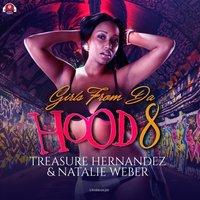 Girls from da Hood 8 - Treasure Hernandez - audiobook