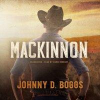 MacKinnon - Johnny D. Boggs - audiobook