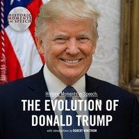 Evolution of Donald Trump - the Speech Resource Company - audiobook