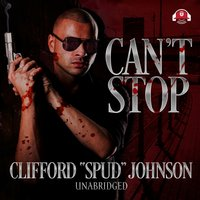 Can't Stop - Clifford Johnson - audiobook