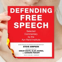 Defending Free Speech - Steve Simpson - audiobook