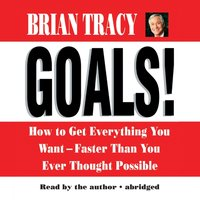 Goals! - Brian Tracy - audiobook