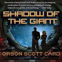 Shadow of the Giant - Orson Scott Card - audiobook