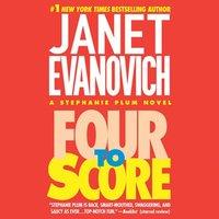 Four to Score - Janet Evanovich - audiobook