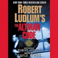 Robert Ludlum's The Altman Code - Robert Ludlum - audiobook