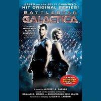 Battlestar Galactica - Jeffrey A. Carver - audiobook