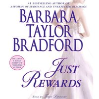Just Rewards - Barbara Taylor Bradford - audiobook