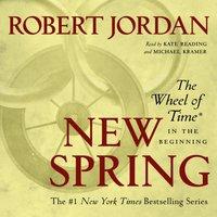 New Spring - Robert Jordan - audiobook