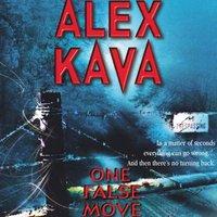 One False Move - Alex Kava - audiobook