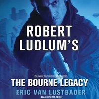 Bourne Legacy - Eric Van Lustbader - audiobook