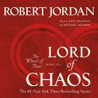Lord of Chaos - Robert Jordan - audiobook
