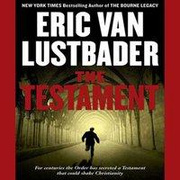 Testament - Eric Van Lustbader - audiobook