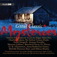 Great Classic Mysteries - various authors - audiobook