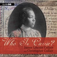 Who Is Carrie? - James Lincoln Collier - audiobook