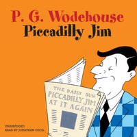 Piccadilly Jim - P. G. Wodehouse - audiobook
