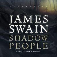 Shadow People - James Swain - audiobook