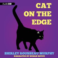 Cat on the Edge - Shirley Rousseau Murphy - audiobook