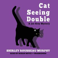 Cat Seeing Double - Shirley Rousseau Murphy - audiobook