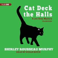 Cat Deck the Halls - Shirley Rousseau Murphy - audiobook