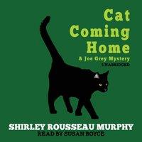 Cat Coming Home - Shirley Rousseau Murphy - audiobook