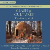 Clash of Cultures - Christopher Collier - audiobook