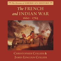 French and Indian War - Christopher Collier - audiobook