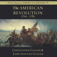 American Revolution - Christopher Collier - audiobook