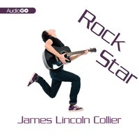 Rock Star - James Lincoln Collier - audiobook