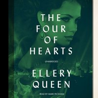 Four of Hearts - Ellery Queen - audiobook