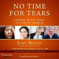 No Time for Tears - Judy Heath - audiobook
