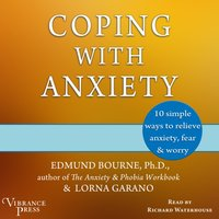 Coping with Anxiety - Edmund Bourne - audiobook