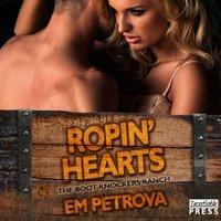 Ropin' Hearts - Em Petrova - audiobook