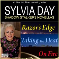 Sylvia Day Shadow Stalkers E-Bundle - Sylvia Day - audiobook