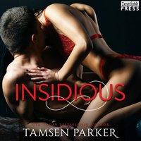 Insidious - Tamsen Parker - audiobook