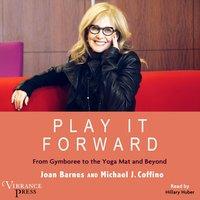 Play It Forward - Joan Barnes - audiobook