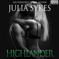 Highlander - Julia Sykes - audiobook
