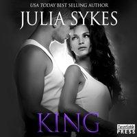 King - Julia Sykes - audiobook