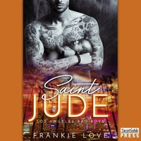 Saint Jude - Frankie Love - audiobook