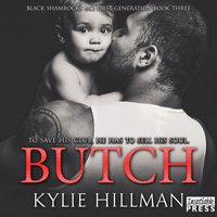 Butch - Kylie Hillman - audiobook