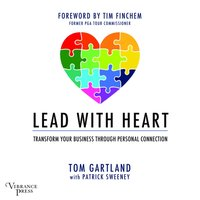 Lead with Heart - Tom Gartland - audiobook