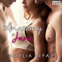 Anatomy of Jane - Amelia LeFay - audiobook