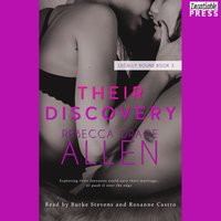 Their Discovery - Rebecca Grace Allen - audiobook