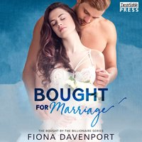 Bought for Marriage - Fiona Davenport - audiobook