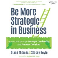 Be More Strategic in Business - Diana Thomas - audiobook