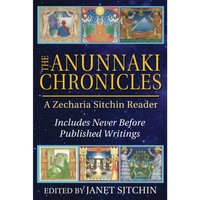Anunnaki Chronicles - Zecharia Sitchin - audiobook